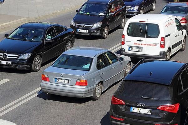 AMSS: Umeren intenzitet saobraćaja, usporite u zonama radova