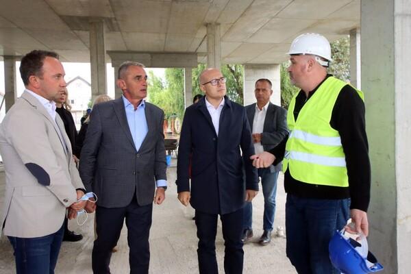 Dom zdravlja na Adicama biće završen do kraja marta 2021. godine