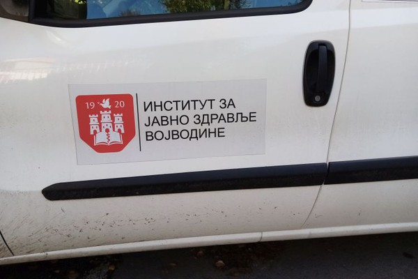 IZJZV: U Novom Sadu zabeležena 603 nova slučaja zaraze kovidom