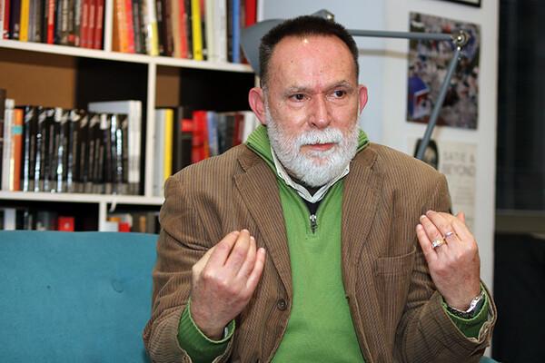 """Vladimir Kopicl, književnik, umetnik i kritičar: """"Uvek svojim očima veruj više nego mišljenju drugih, makar i ako je mišljenje drugih društveno moćnije"""""""