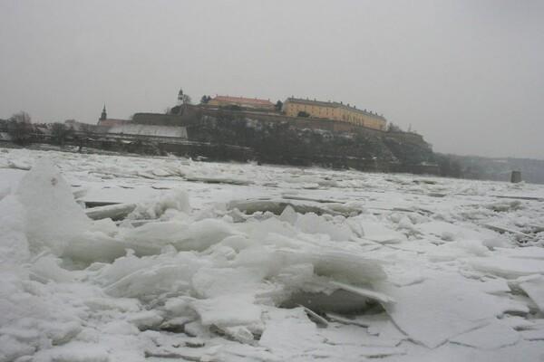 Danas popodne stižu ledolomci iz Mađarske
