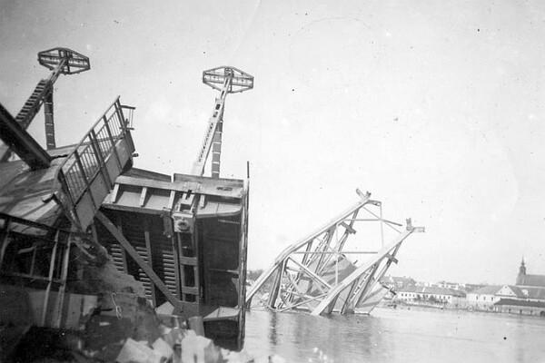 Prvi dani Drugog svetskog rata u Novom Sadu