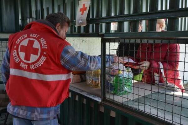 PETROVARADIN: Grad podelio pomoć socijalno ugroženim porodicama (FOTO)