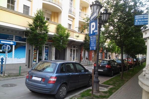 Besplatan parking u gradu na Dan primirja u Prvom svetskom ratu