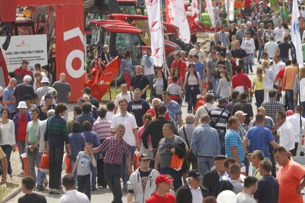 Poljoprivredni sajam u Novom Sadu od 14. do 20. maja