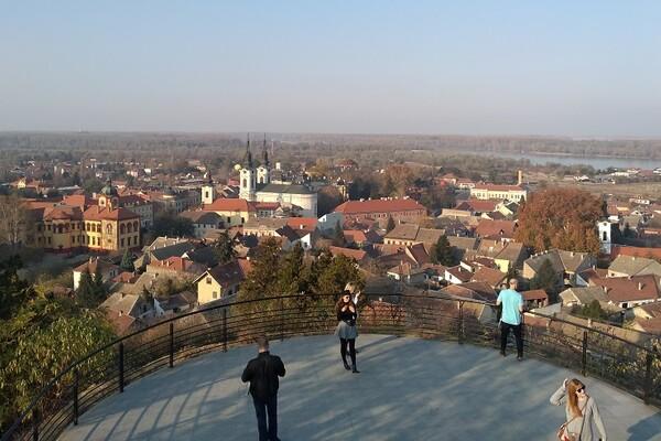U ponedeljak se zatvara Vidikovac u Sremskim Karlovcima