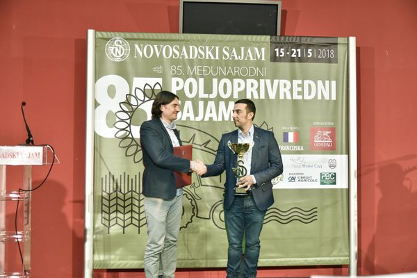 Agroklub dobio nagradu za medijski doprinos u agrobiznisu