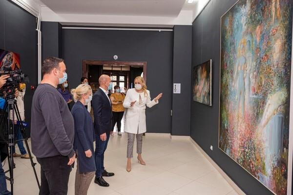MUZEJ GRADA: Izložba ''Velikani u gradu svetlosti'' od srede u Zbirci strane umetnosti