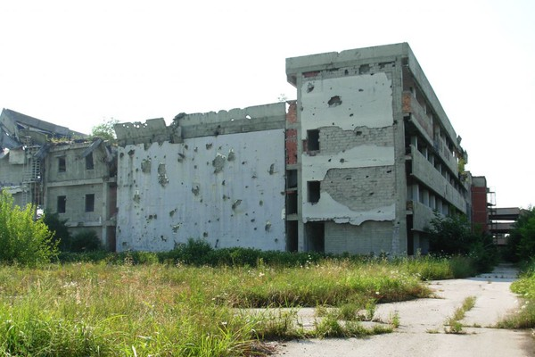Uskoro počinju radovi na uklanjanju ruševina zgrade RTV na Mišeluku
