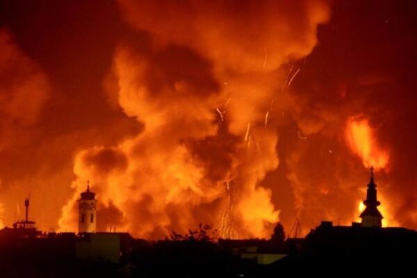 NOVI SAD PAMTI: Pre dve decenije počelo NATO bombardovanje SRJ