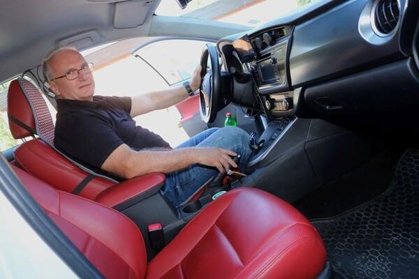 NOVOSAĐANI: Taksista koji brine o zaštiti životne sredine