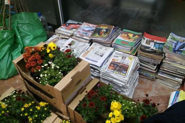 """""""NOVOSADSKO PROLEĆE"""": Zamenite stari papir za sadnice"""