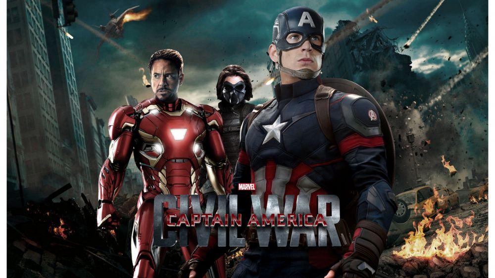Kapetan Amerika: Građanski rat 3D - Arena Cineplex - 11.05.2016  Moj Novi Sa...