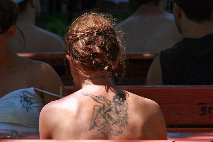 Tetovaže Novog Sada Moda Potraga Za Identitetom Ili