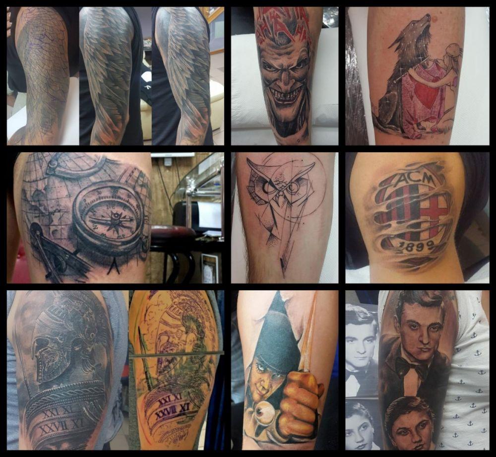 Naša Tema Najbolji Saloni Za Tetoviranje U Novom Sadu Foto