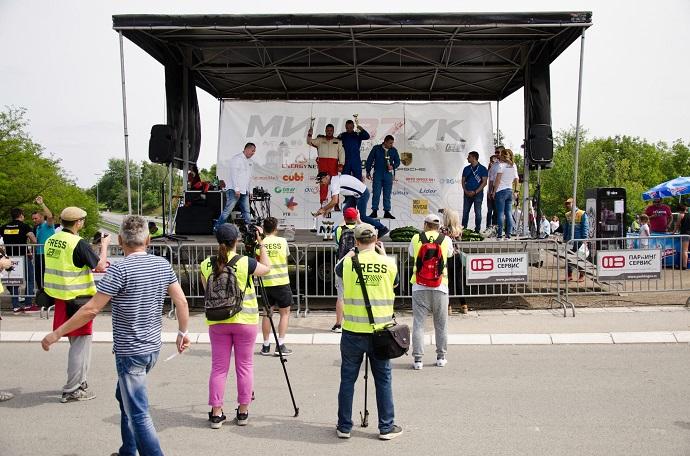 Održane tradicionalne auto trke na stazi Mišeluk