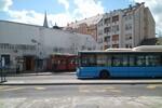 INCIDENT U ŠAFARIKOVOJ: Udarili autom u parkiran autobus, pa verbalno napali vozača i otpravnika