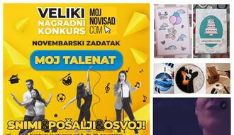 """Pobednici treće nedelje nagradnog konkursa """"Moj talenat"""" (FOTO)"""