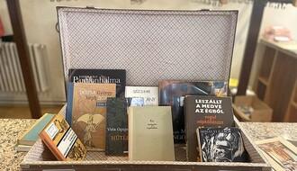 Nastavlja se Dobrotvorni bazar knjiga u Novosadskom pozorištu (FOTO)