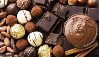 Kako da smanjite želju za slatkišima