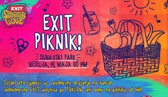 Otkazan današnji Exit piknik u Dunavskom parku