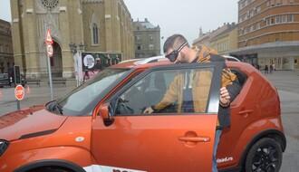 TRG SLOBODE: Održana promocija bezbednosti u saobraćaju u zimskim uslovima (FOTO)