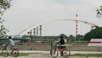 Ponovo stala izgradnja Žeželjevog mosta