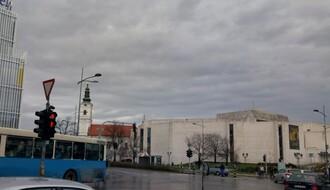Oblačno i  kišovito, najviša dnevna u NS oko 18°C