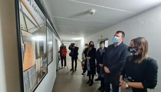FOTO: Završena adaptacija muzejskog depoa MSUV, do kraja godine i sanacija fasade zgrade SNP-a