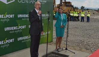 Počela izgradnja distributivnog centra kompanije Univereksport