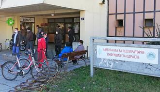 Svakodnevne gužve u Kovid centru, situacija na ivici incidenta