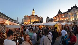 INTERFEST: I ove godine najbolja vina na novosadskom Trgu slobode