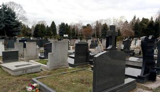 Raspored sahrana i ispraćaja za utorak, 2. april