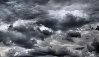 Promenljivo oblačno, poslepodne kiša