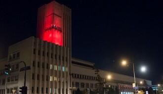 Besplatni pregledi na Svetski dan srca, Banovina osvetljena u znak podrške (FOTO)