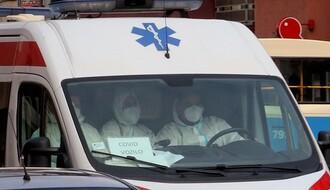 I dalje se smanjuje broj kovid pacijenata u novosadskim bolnicama