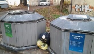 """""""Čistoća"""" ponovo angažuje čuvare kontejnera, DJB: U pitanju """"čišćenje budžetskih sredstava"""""""