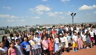 Dodeljene Vidovdanske nagrade na Petrovaradinskoj tvrđavi