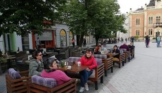 VIDEO I FOTO: Kafići počeli sa radom na radost mnogih Novosađana