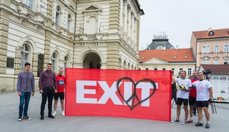 TRG SLOBODE: Exitova povorka ljubavi i prijateljstva krenula za Umag
