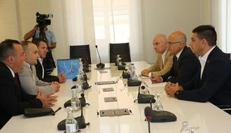 Gradonačelnik primio predstavnike srpskih enklava sa Kosovskog pomoravlja