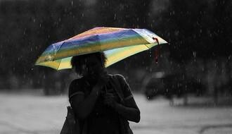 U Novom Sadu vedro sa povremenom kišom