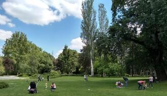 Privodi se kraju rekonstrukcija Dunavskog parka