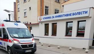U NS hospitalizovano 565 kovid pacijenata, od toga čak 42 priključeno na respiratore