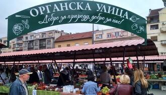 Otvorena organska ulica na Ribljoj pijaci: Zdrava hrana u svakodnevnoj ponudi