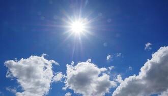 Vreme danas: Pretežno sunčano, toplo, najviša dnevna u NS oko 8°C