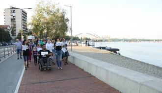Dok se nešto ne promeni: Još jedna povorka tišine za Dunav