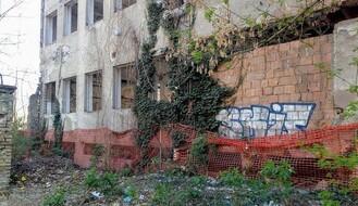 TENDER: Ruši se objekat MUP-a u Radničkoj ulici