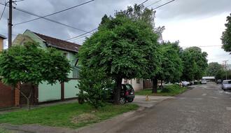 ULICA RADOJA DOMANOVIĆA: Salajačka džada, od tihe bašče do novih zgrada (FOTO)