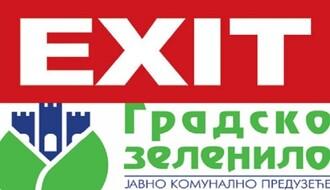Počinje saradnja Exita i Zelenila
